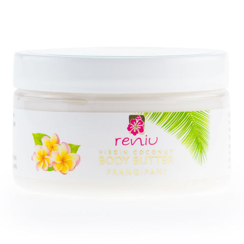 Reniu | Body Butter 118ml | Frangipani