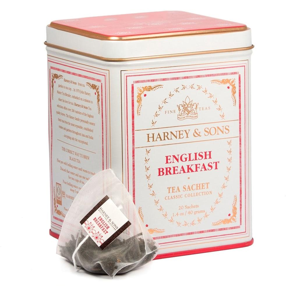 Harney Teas | Tin | Classic English Breakfast