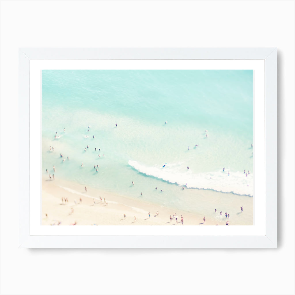 Framed Art | Beach Summer Fun