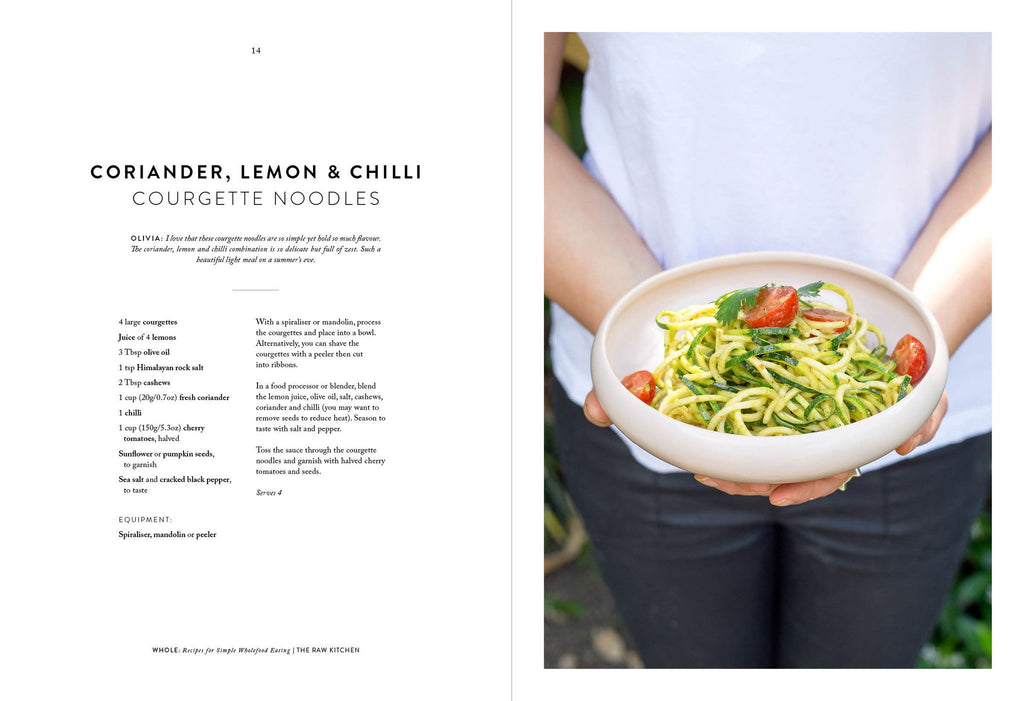 Whole: Recipes for Simple Wholefood Eating | SALE