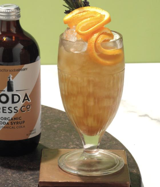 Soda Press Co. | Soda Syrups | Organic Cola