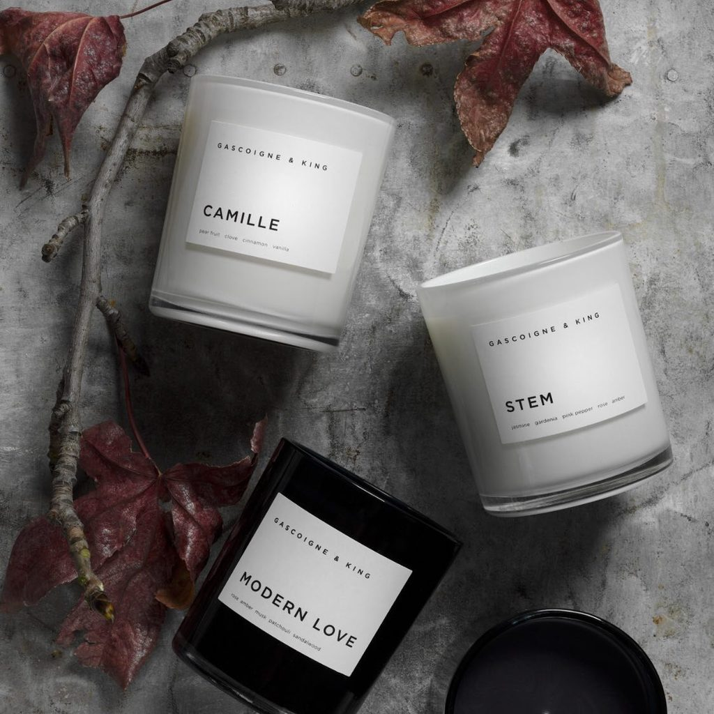Gascoigne + King | Fragranced Candle | Modern Love