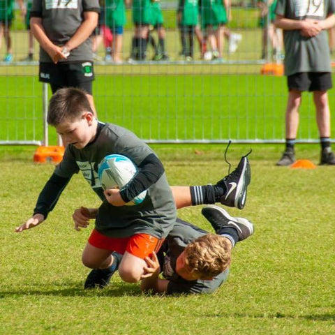 Collected Presents | The Junior Rugby School Holiday Clinic | April 2020 | REGISTRATIONS NOW OPEN!