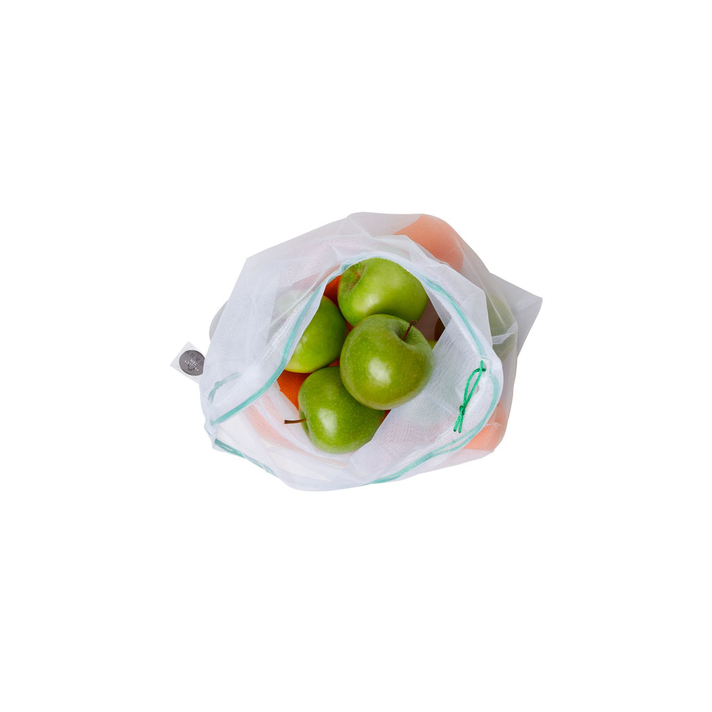 Project Ten | Recycled Mesh Produce Bags | Set of Five