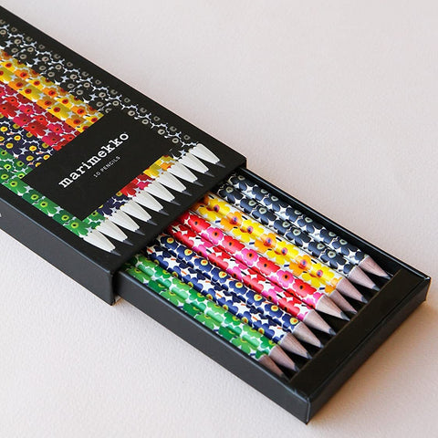 Marimekko | Pencils Set Of 10 ETA 10 OCT