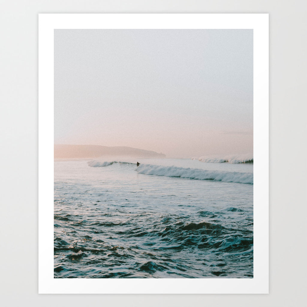 Framed Art | Summer Waves