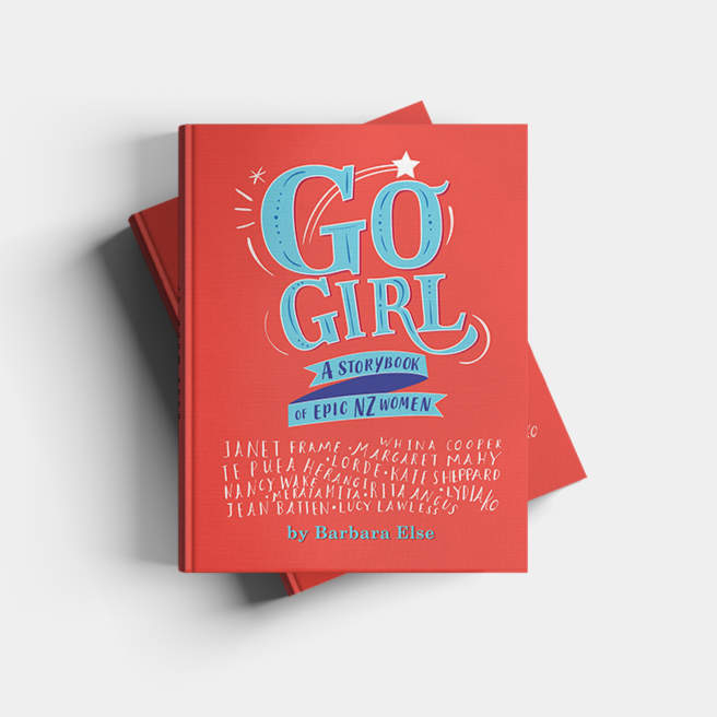 Go Girl | Barbara Else