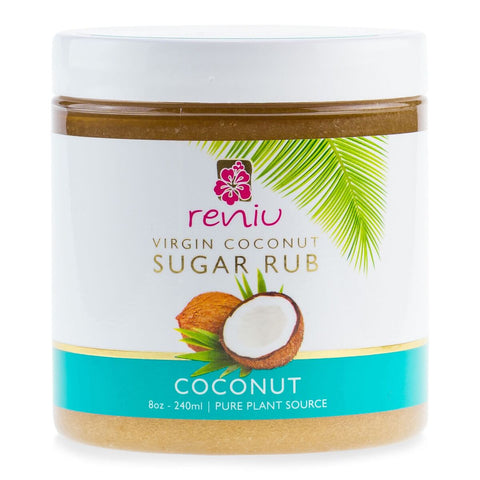Reniu | Sugar Rub 240ml | Coconut