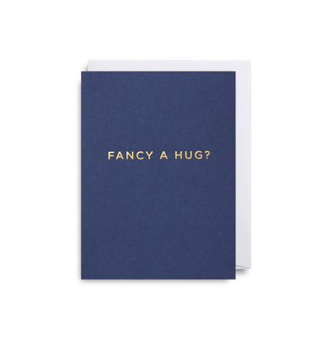 Card | Small | Fancy A Hug?
