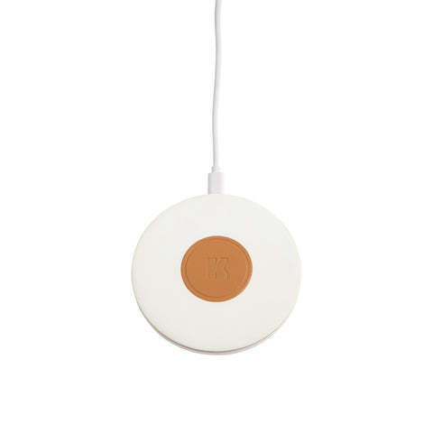 Kreafunk | Wicharge |Wireless Charger | White