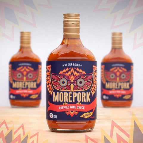 Aldersons | Morepork Buffalo Wing Sauce