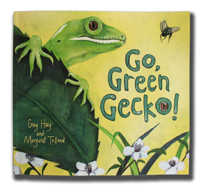 Go Green Gecko! | Gay Hay