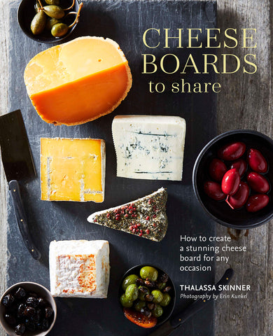 Cheese Boards To Share | Thalassa Skinner ETA 10 OCT