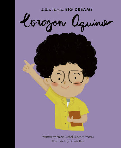 Little People Big Dreams | Corazon Aquino