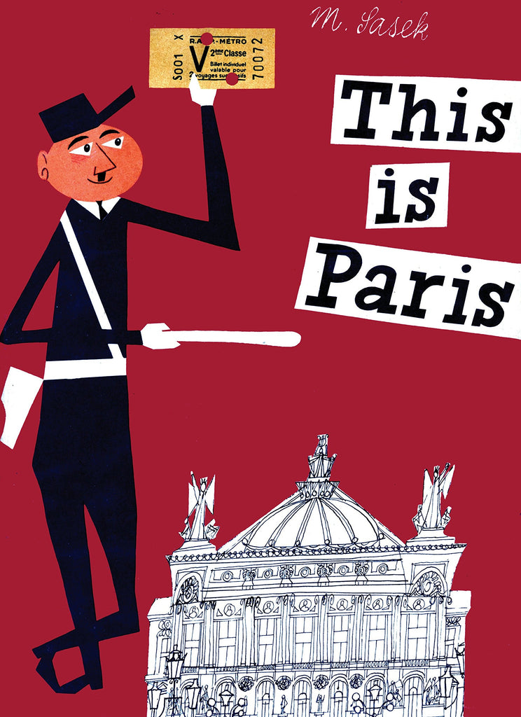 This Is Paris | Miroslav Sasek