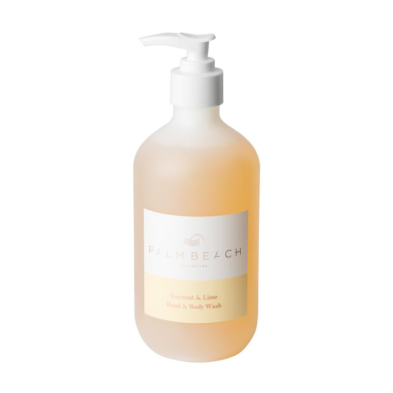 Palm Beach | Hand + Body Wash 500ml | Coconut + Lime
