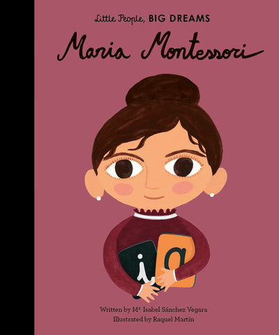 Little People Big Dreams | Maria Montessori