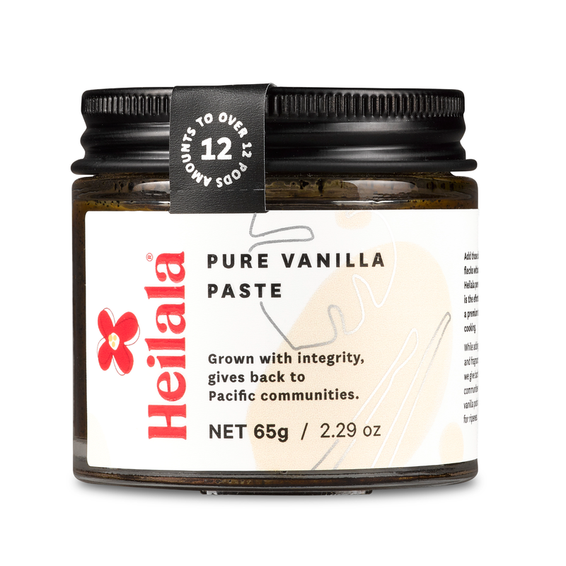 Heilala | Pure Vanilla Bean Paste | 65gr