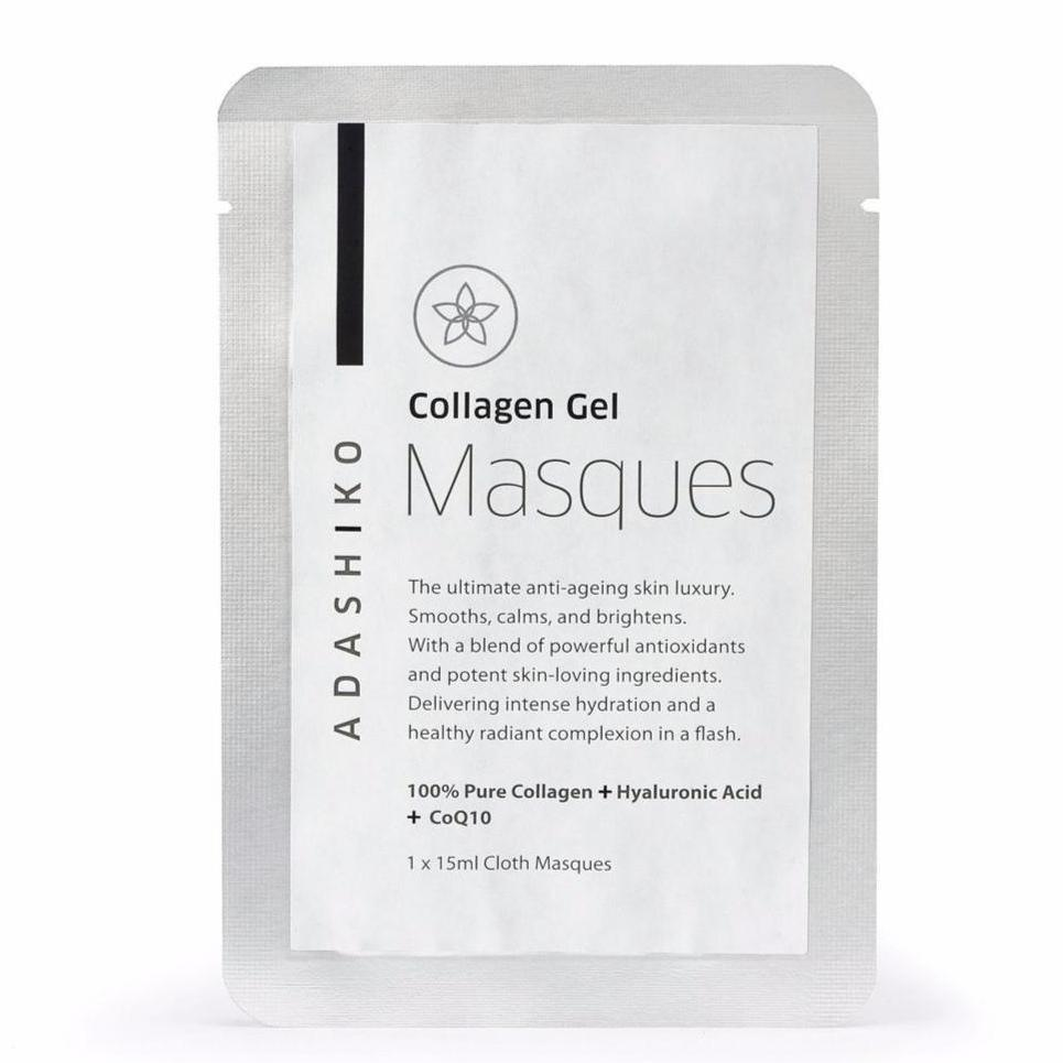 Adashiko | Collagen Gel Cloth Face Masque | Single