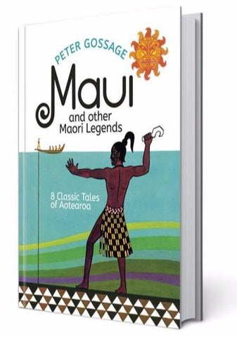 Maui And Other Legends | Peter Gossage