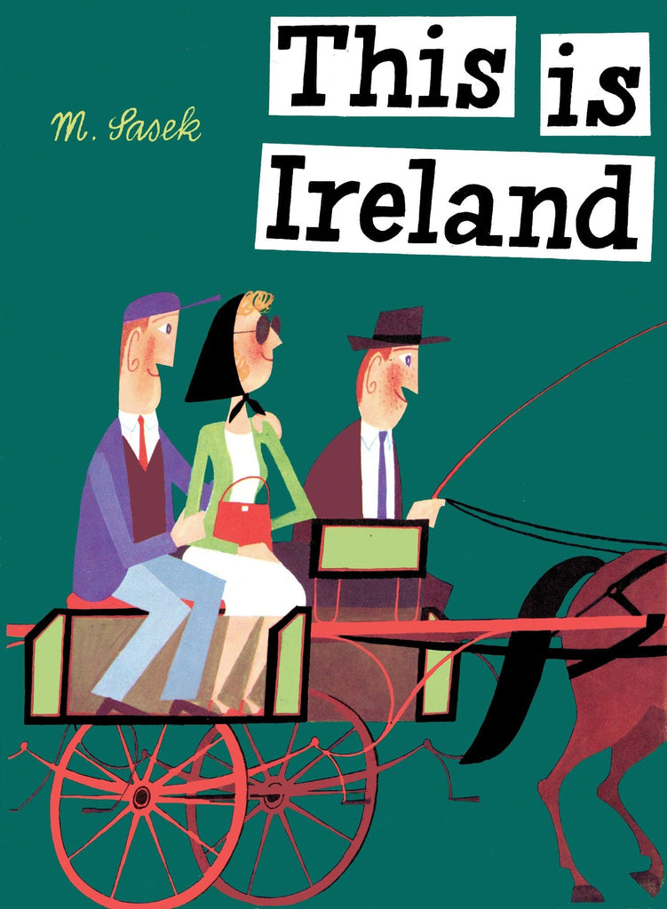 This Is Ireland | Miroslav Sasek