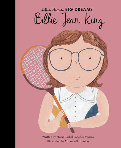 Little People Big Dreams | Billie Jean King
