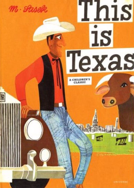 This Is Texas | Miroslav Sasek