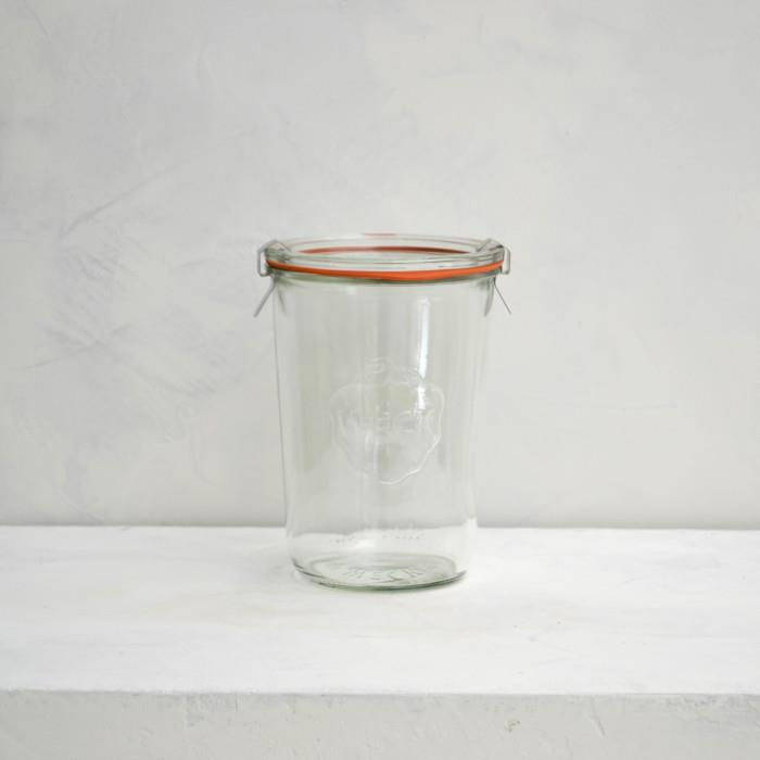 WECK Mold Jar | 850ml | Glass
