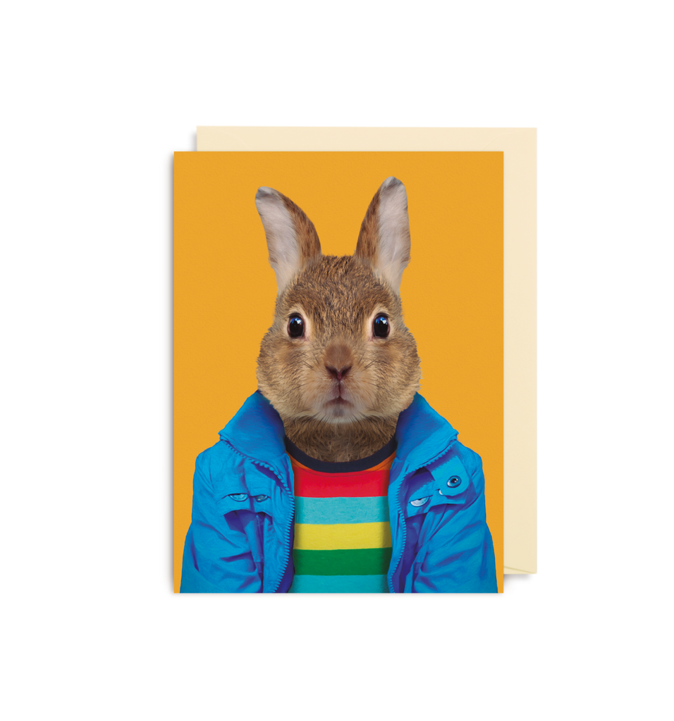 Card | Small | European Rabbit