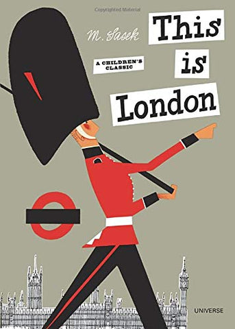 This Is London | Miroslav Sasek