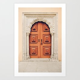 Framed Art | The Door