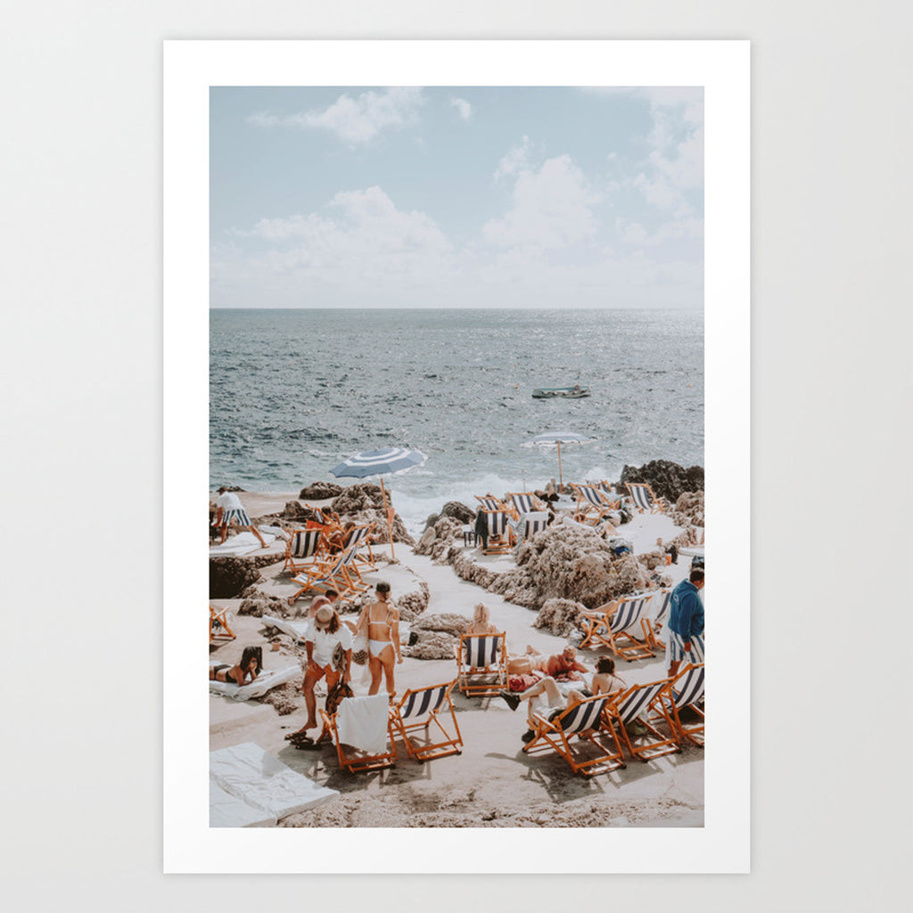 Framed Art | Capri