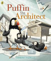 Puffin The Architect | Kimberly Andrews