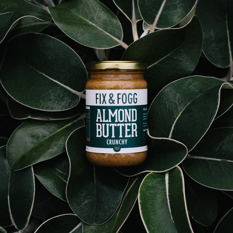 Fix & Fogg | Crunchy Almond Butter | 275gr