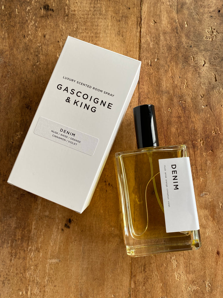 Gascoigne + King | Room Spray | 150ml | Denim