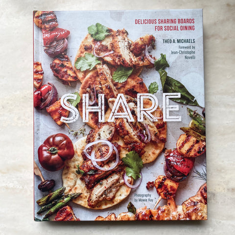 Share | Delicious Sharing Boards For Social Dining | Theo A. Michaels