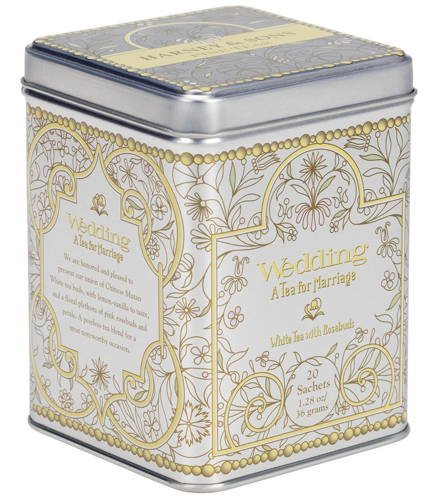 Harney Teas | Tin | Wedding Tea