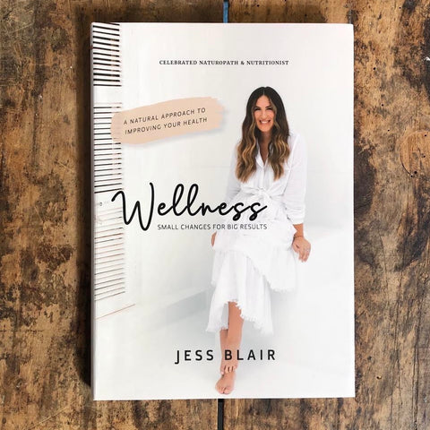 Wellness | Small Changes For Big Results | Jess Blair