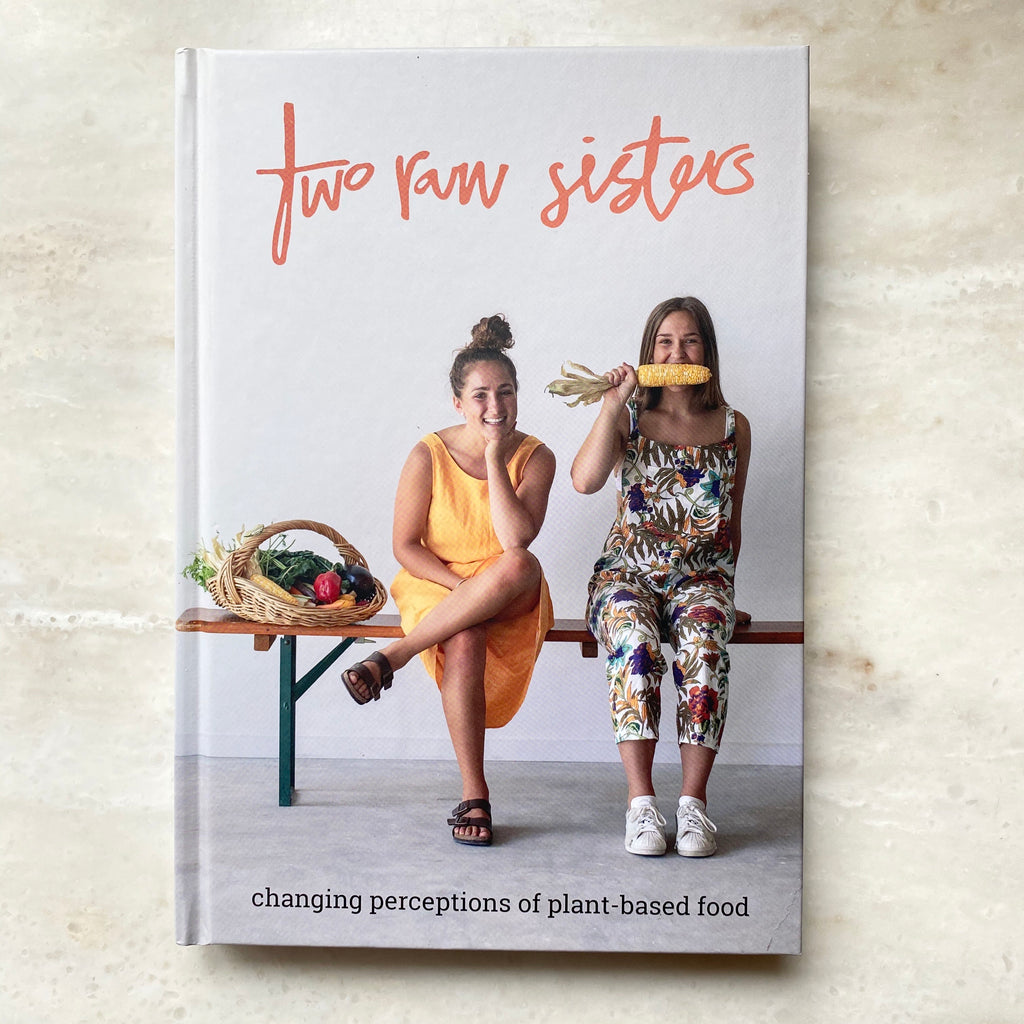 Two Raw Sisters | Rosa & Margo Flanagan