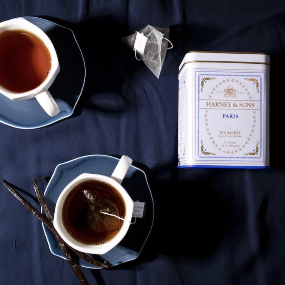 Harney Teas | Tin | Classic Paris