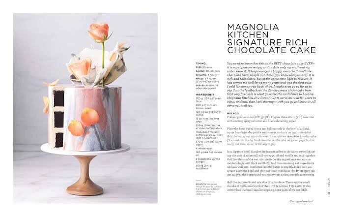 Magnolia Kitchen | Inspired Baking With Personality | Bernadette Gee