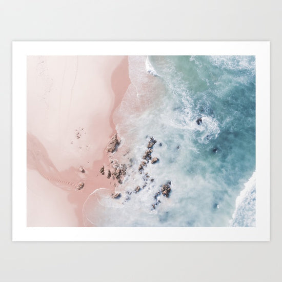Framed Art | Sea Bliss