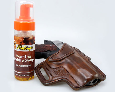 Caring for your holster