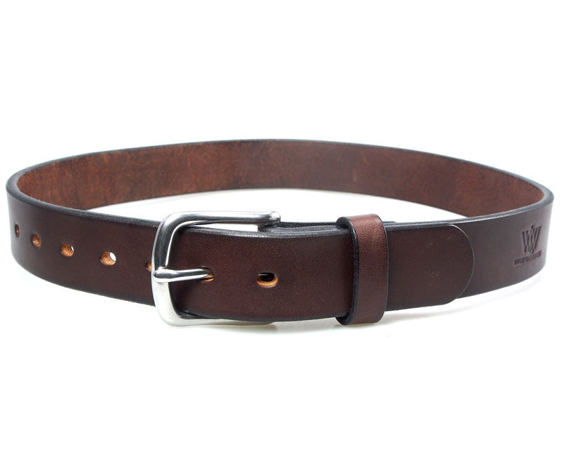 Wright Leather Works Bull Hide Belt