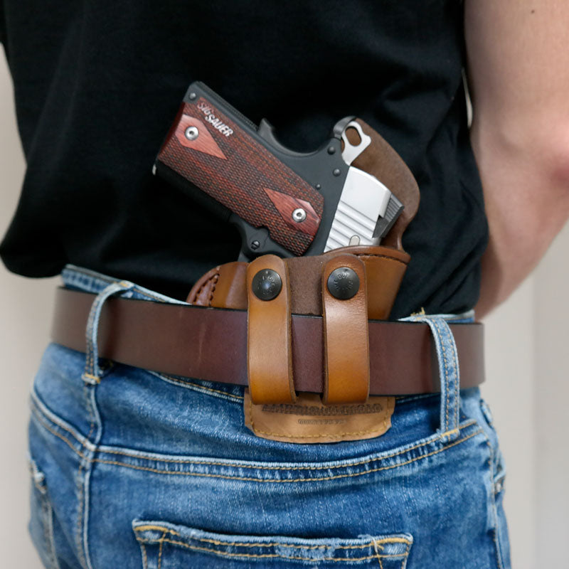 Premium Quality Leather Concealed Carry Holsters   Handmade