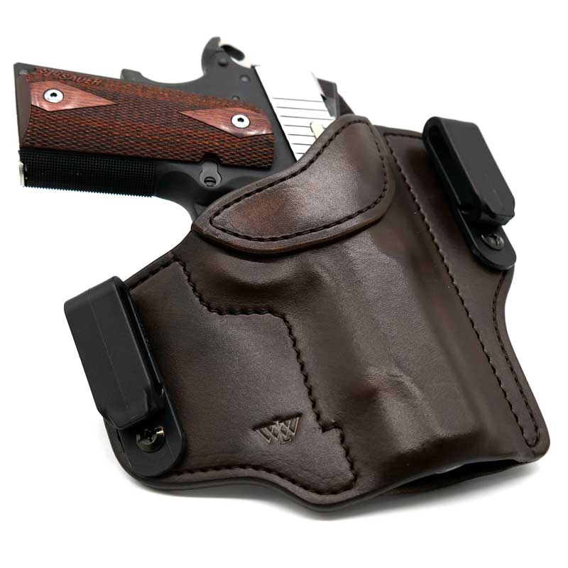 Premium Quality Leather Concealed Carry Holsters | Handmade In The USA