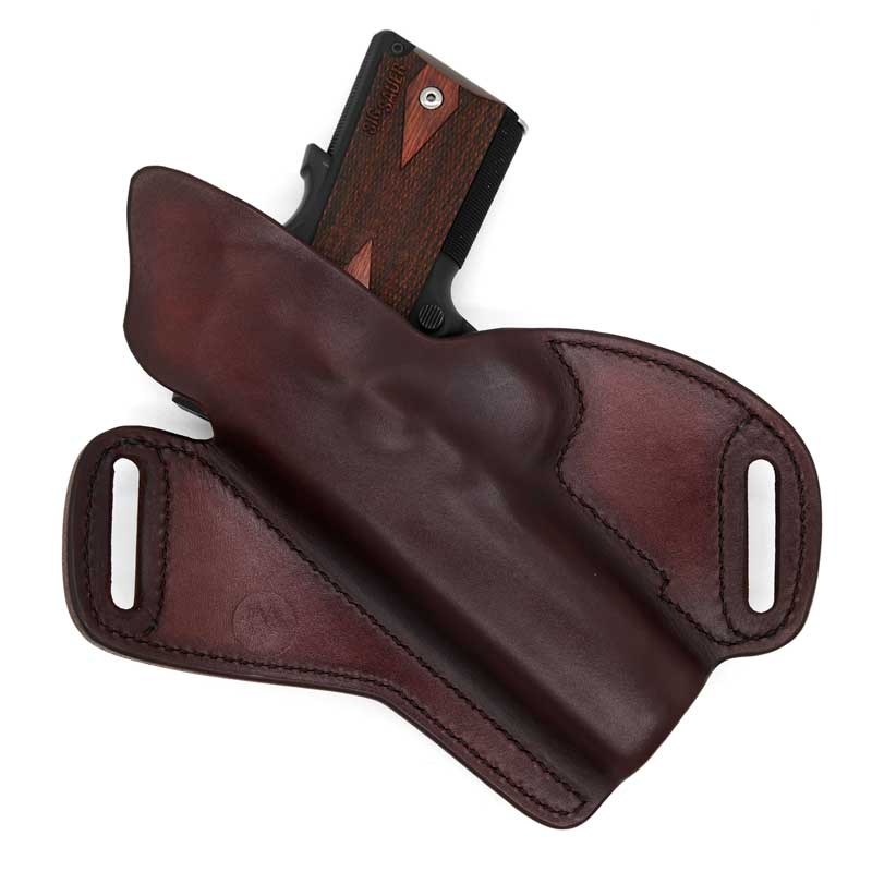 Handmade Concealed Carry Leather Gun Holsters, Belts and