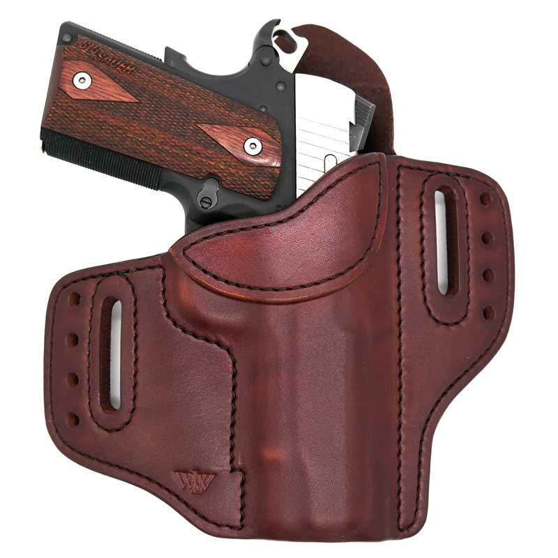 Premium Quality Leather Concealed Carry Holsters | Handmade