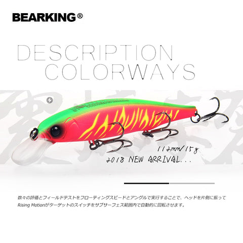 Minnow 112mm 15g