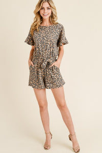 Feisty Fashionista Romper